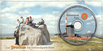 Der Brocken im Nationalpark Harz