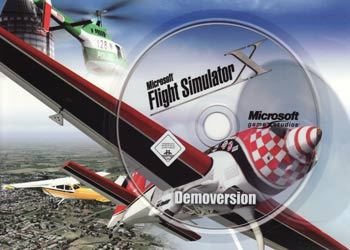 Microsoft Flight Simulator X - Demoversion
