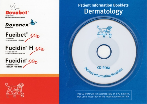 Patient Information Booklets: Dermatology